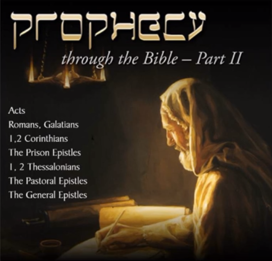 Prophecy Thru the Bible