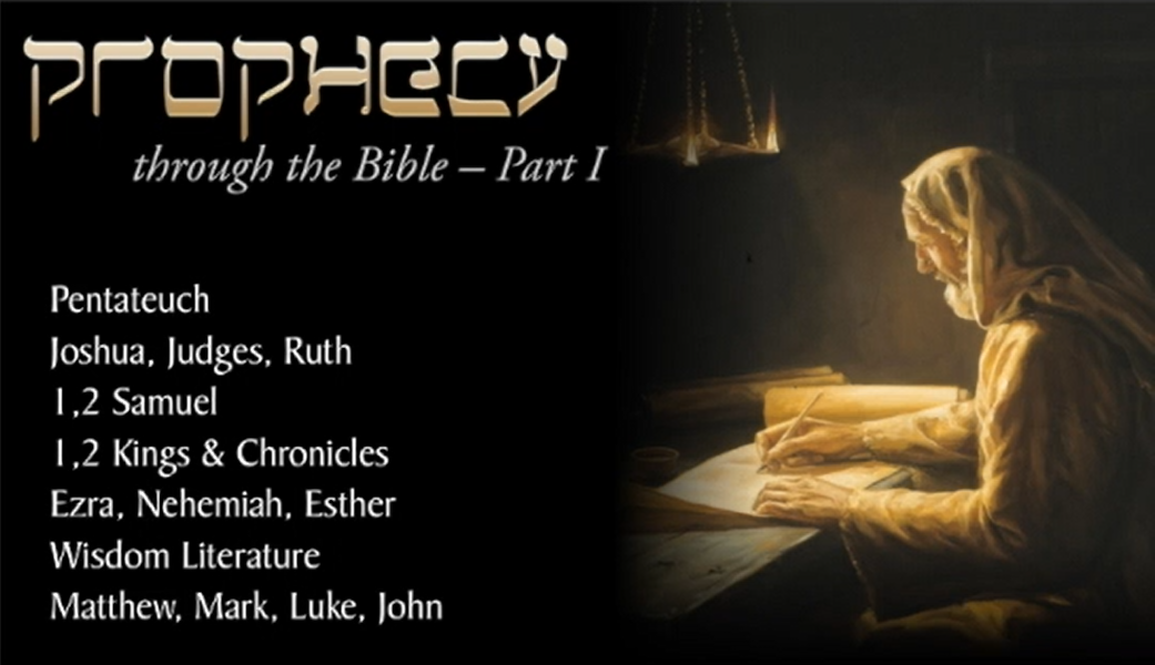 prophecy thru the bible 1